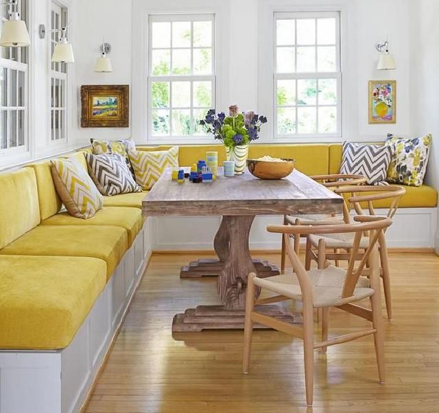 rohov lavica st le ob ben nonstop n bytok. Black Bedroom Furniture Sets. Home Design Ideas