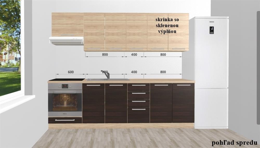 643910be057fb Kuchyne bez zbytočných nákladov - Nonstop Nábytok