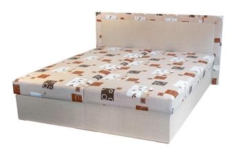 Manželská posteľ HEDVIGA