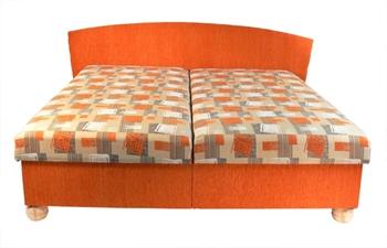 Manželská posteľ Milano I