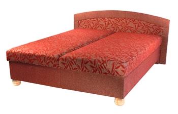Manželská posteľ GENOVA 180