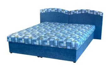 Manželská posteľ DUO