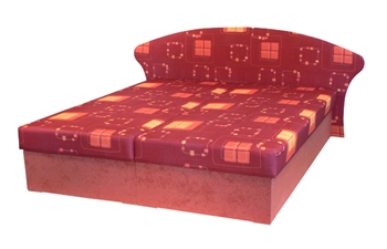 Manželská posteľ LUKÁŠ