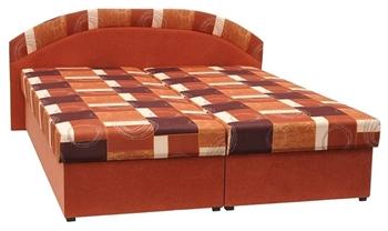 Manželská posteľ KASVO