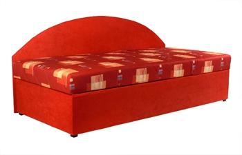 Polohovateľná váľanda (posteľ) KAVY