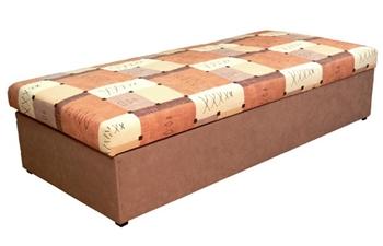 Polohovaťeľná váľanda (posteľ) PALERMO