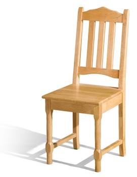 Drevená stolička K-6