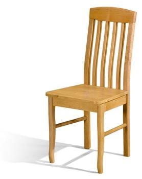 Drevená stolička K-8