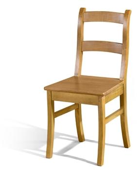 Drevená stolička K-9