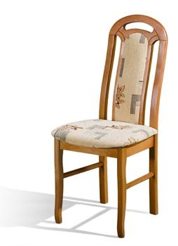 Drevená stolička P-1