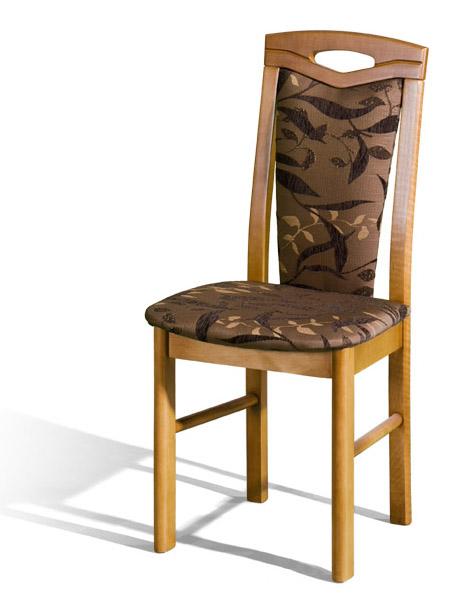 Drevená stolička P-18
