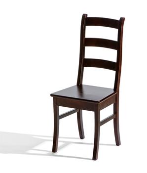 Drevená stolička K-10