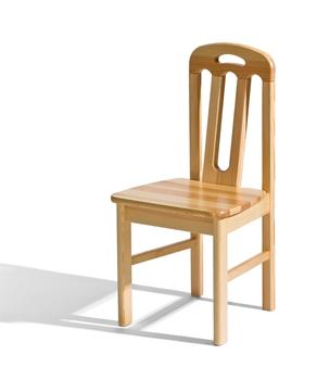 Drevená stolička K-11