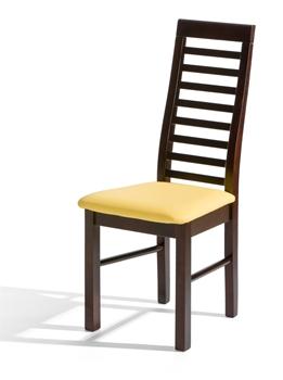 Drevená stolička P-31