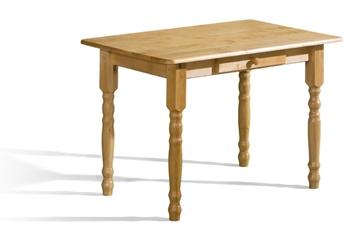 Stôl Max III so zásuvkou