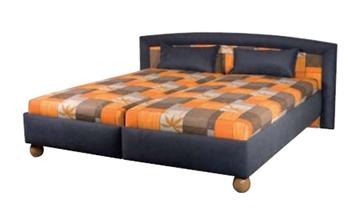 ilustračné foto - Manželská posteľ MAXRELAX