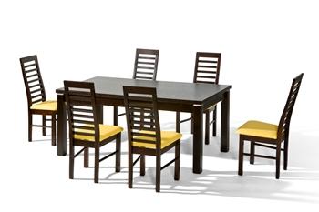 Rozkladací jedálenský stôl Natan