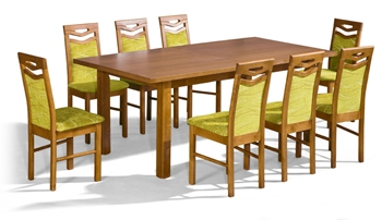 Jedálenský stôl Prezydent plyta