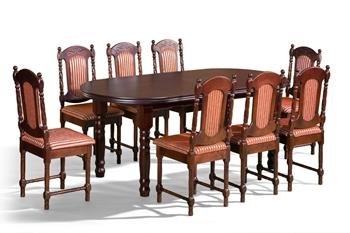 Jedálenský stôl Baron I 300