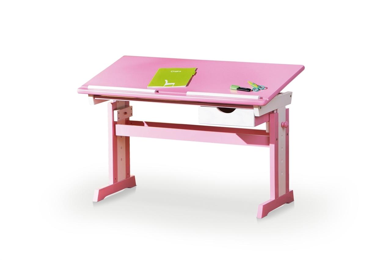 21d1604956d1 Rastúci písací stôl Cecilia. Výškovo nastaviteľný ...