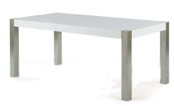 Jedálenský stôl  AUT-6864 wt