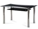 Stoly - stoly s kovovými nohami