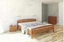 Postele - postele z masívu