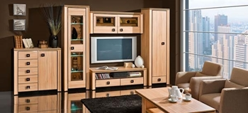 APOLLO- sektorový obývačkový a spálňový  systém