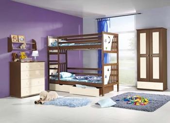 Poschodová posteľ JACEK