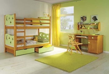 Poschodová posteľ JAREK