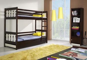 Poschodová posteľ KACPER