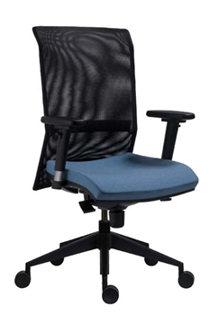 Kancelárska stolička 1580 SYN GALA NET