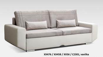 XX476 / XX458 / XX56 / C2301 + prešívanie vanilka