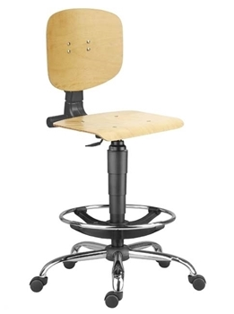 Dielenská stolička 1290 L MEK C EXT 7159