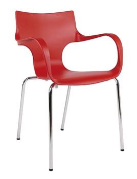 Kaviarenská stohovateľná stolička MARIA