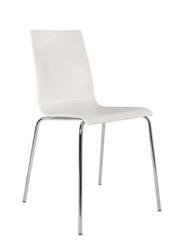 Kaviarenská stohovateľná stolička LAURA