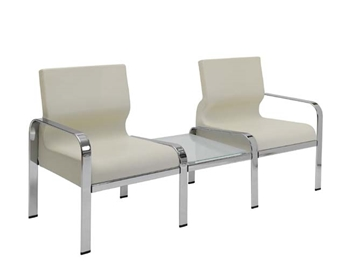 Luxusné dvojkreslo so stolíkom MORFEO 102+TA