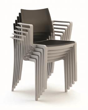 Plastová stolička FRESH/D