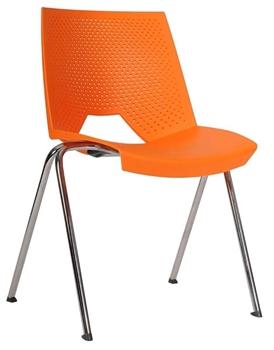 Stohovateľná stolička 2130 PC STRIKE