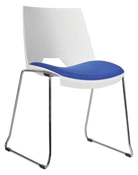 Stohovateľná stolička 2130/S TC STRIKE