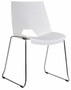 Stohovateľná stolička 2130/S PC STRIKE