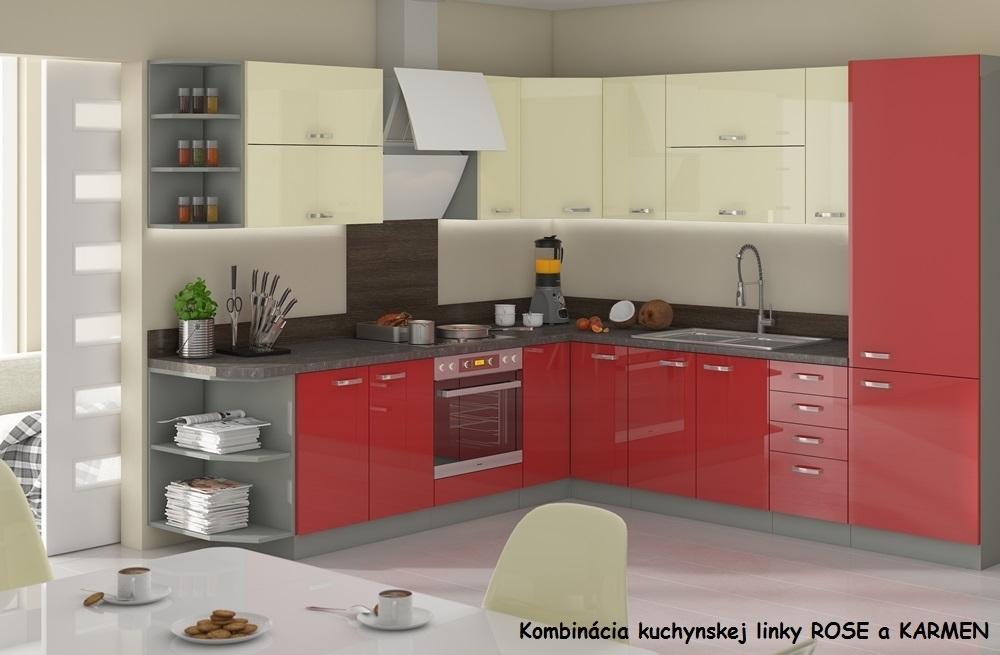 Sektorová kuchynská linka ROSE