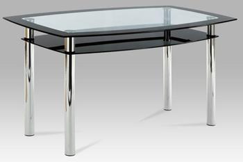 Jedálenský stôl AT-1012 bk