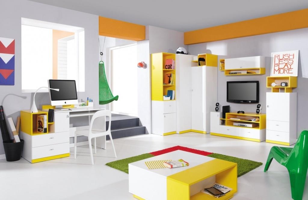 MOBI - detský sektorový nábytok