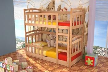 Poschodová posteľ Maciej