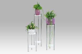 Stojany na kvety GC0829 wt