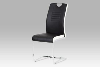 Stolička DCL-406 grey/bk