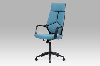 Kancelárske kreslo KA-E898 blue