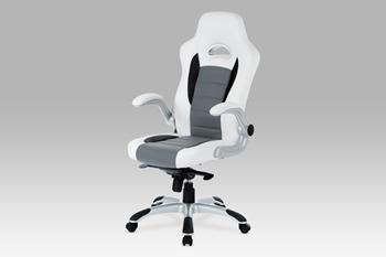 Kancelárska stolička KA-E240B WT