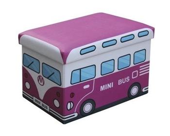 ružová - minibus